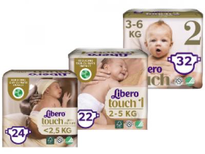 Знижки на дитячі підгузки ЛІБЕРО