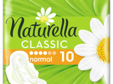 ПРОКЛАДКИ гіг. Naturella Camomile Classic Normal Single №10