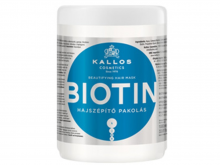 Каллос Biotin маска для росту волосся з біотином 1л