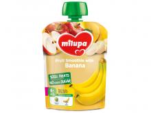 ДХ Milupa пюре яблуко-банан від 6 міс. 80г