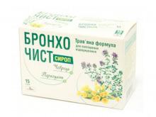БРОНХОЧИСТ сироп, стік 5 мл №15