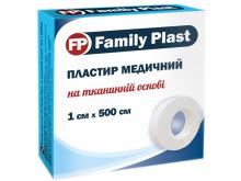 ЛЕЙКОПЛ. ФЕМЕЛІ ПЛАСТ 1см*5м ткан. осн.