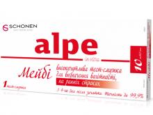 ТЕСТ д/визн. вагітн. ALPE in-vitro MABY високочутливий на ранніх строках №1