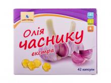 ЧАСНИКА олія капс. 0,5г №42
