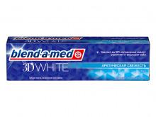 БЛЕНД-А-МЕД 3D White Арктична Свiжiсть з/п 100мл