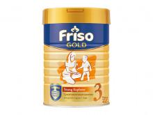 ДХ ФРІСОЛАК Голд 3 напій сухий молочний від 1року 400г