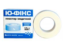 ЛЕЙКОПЛ. Ю-Фикс 1,25см*5м ткан.