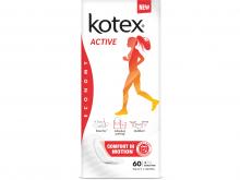 Прокладки гіг. щод. KOTEKC Active №60
