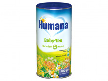 ДХ ХУМАНА чай шлунковий із 2 нед. 200г