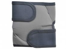 БАНДАЖ колінного суглоба зігріваючий (із собачої шерсті) р.1 (3055) сірий