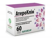АТЕРОКЛІН капс.400 мг №60