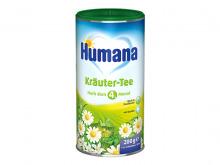 ДХ ХУМАНА чай трав'яний збір із ромашкою із 4 міс. 200г