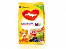 ДХ Milupa каша б/молоч. мультизлак з ябл.,чорн. та ожин.від 7 міс.170 г.