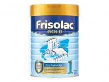 ДХ ФРІСОЛАК Голд 1 суміш суха молочна від 0 до 6м. 400г