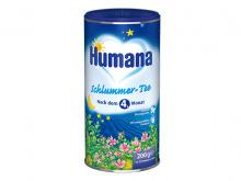 ДХ ХУМАНА чай Солодкі сни із 2 нед. 200г