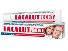 ЛАКАЛУТ ДЕНТ крем д/фіксув. зубн. протезів 40мл