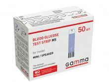 ГАММА тест-полоски МS №50