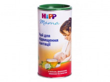ДХ ХІПП чай лактаційний 200г
