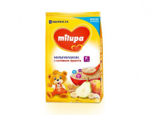 ДХ Milupa каша молоч. сух. бистророзч. мультизлак. із фруктами