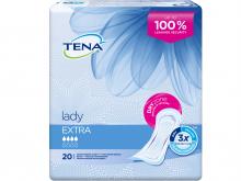 ТЕНА прокладки уролог. Lady Extra №20