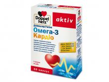 ДОППЕЛЬГЕРЦ АКТИВ Омега-3 Кардіо капс. №30