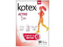 Прокладки гіг. щод. KOTEKC Active Deo №20