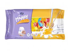 БЕЛЛА серветки волог. Happy Milk&Honey №64