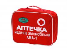 АПТЕЧКА автомобільна АМА-1 (МІНІ)