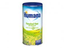 ДХ ХУМАНА чай фенхель-тмин 200г