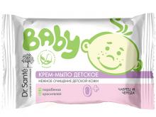 ЕЛЬФА Dr. Sante Baby крем-мило дит. із чебрецем 90г
