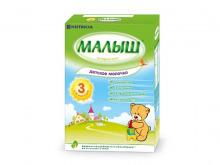 ДХ МАЛИШ ІСТРИНСКИЙ 3 суміш мол. сух. 320г