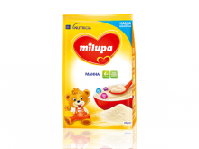 ДХ Milupa каша молоч. манна  210г