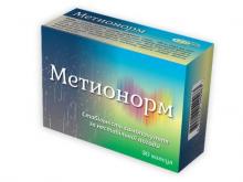 МЕТІОНОРМ капс. №30