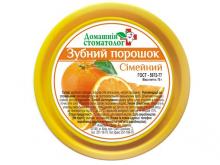 """ЗУБНИЙ порошок """"Домашній стоматолог"""" сімейний 70 г"""