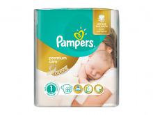 ПАМПЕРС підгузки дит. Premium Care Newborn №22
