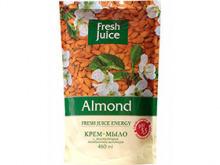 ФРЕШ ДЖУС мило рідке Almond дой-пак. 460мл
