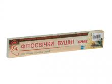 ФІТОСВІЧКИ ДІАС вушні д/доросл. №2
