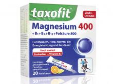 ТАКСОФІТ Magnesium 400 саше №20