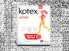 Прокладки гіг. щод. KOTEKC Active №20