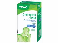 СТОПТУСИН сироп фл. 100мл