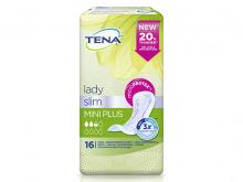 ТЕНА прокладки уролог. Lady Slim Mini Plus №16