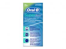 ОРАЛ B зуб. нитка Super Floss 50м