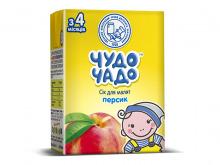 ДХ ЧУДО-ЧАДО сік персиковий 200г