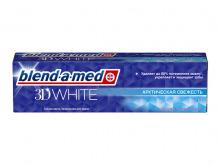 БЛЕНД-А-МЕД 3D White Арктична Свiжiсть з/п 125 мл
