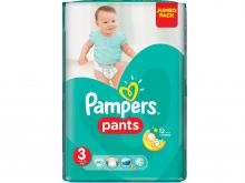 ПАМПЕРС трусики Pants Midi (6-11) Джамбо №60