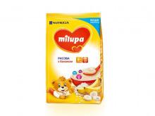 ДХ Milupa каша молоч. сух. швидкорозч. рисова з бананом