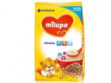 ДХ Milupa каша б/молоч. гречана від 4міс. 170г