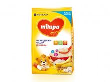 ДХ Milupa каша молоч. кукурудз.-рисова з бананом 210г