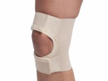 БАНДАЖ колінного суглоба із відкр. чашеч. р.2 (3002) сірий
